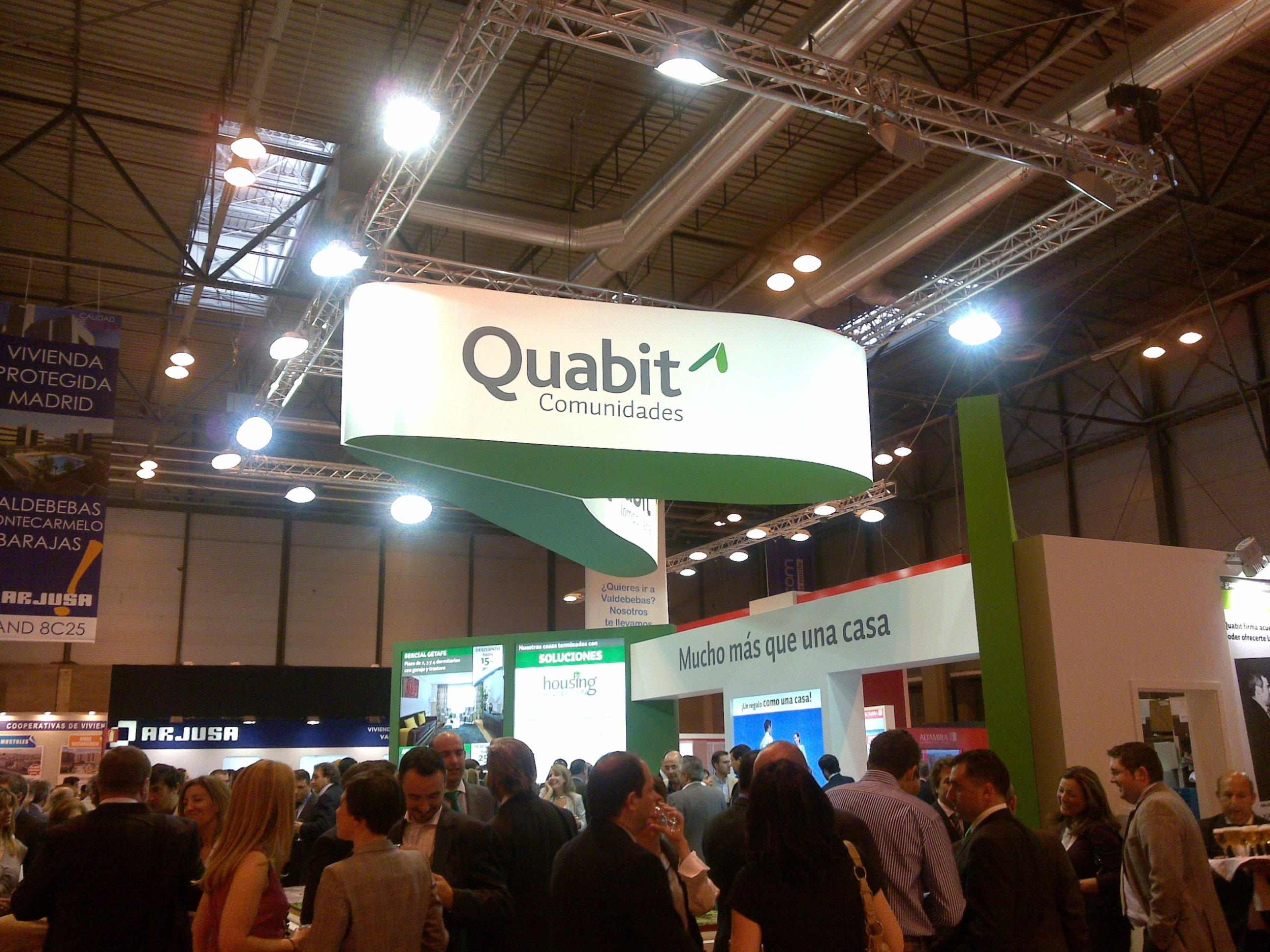 Stand Quabit