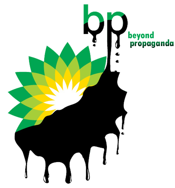 Beyond petroleum: más allá de la propaganda