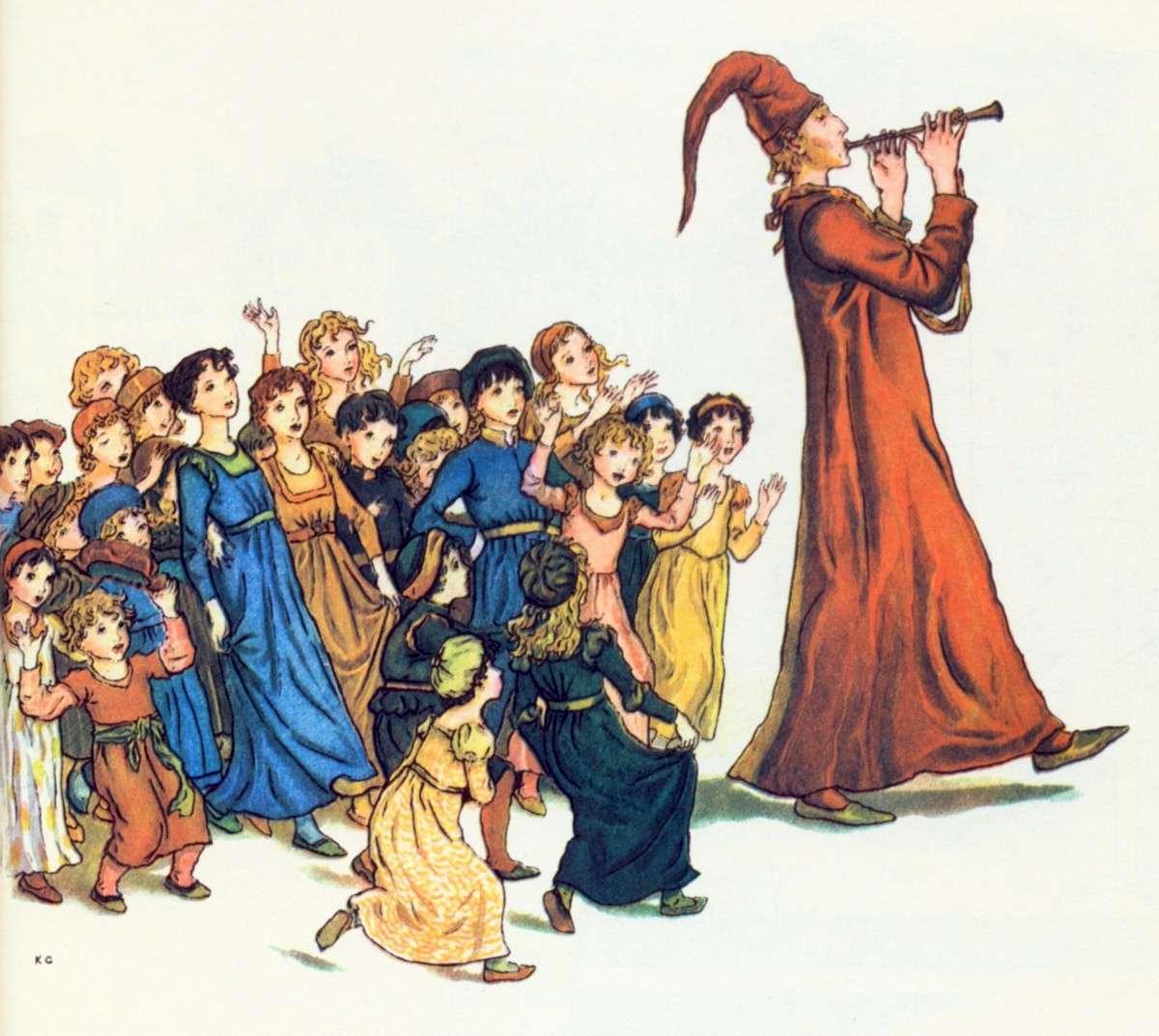 Influencer o Flautista de Hamelin